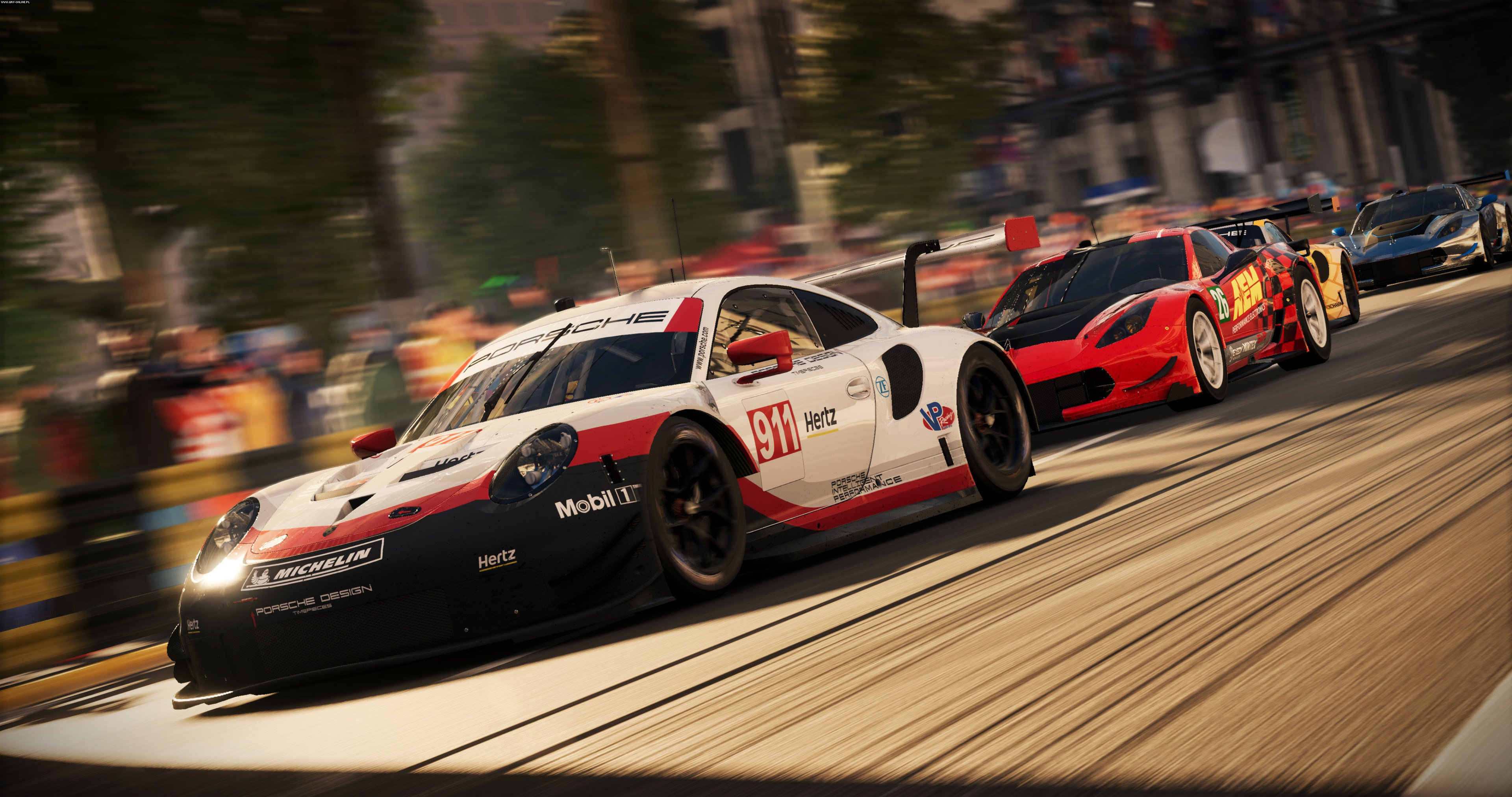 GRID PC, PS4, XONE Games Image 70/85, Codemasters Software