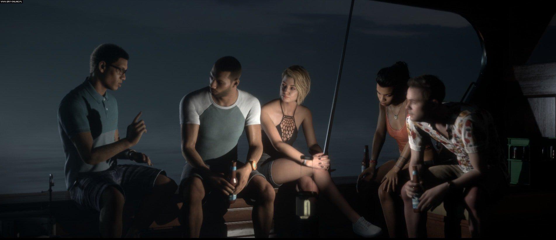 The Dark Pictures: Man of Medan PC, PS4, XONE Games Image 4/12, Supermassive Games, Bandai Namco Entertainment