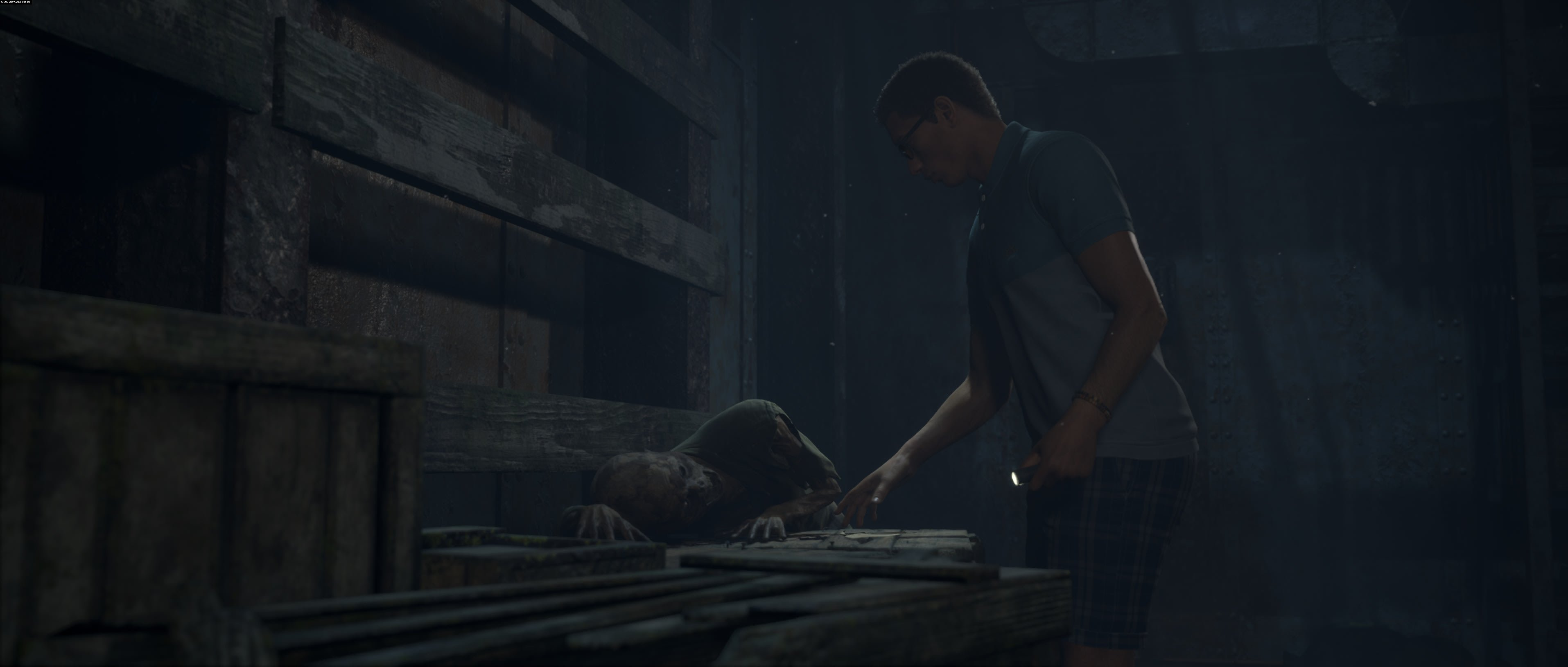 The Dark Pictures: Man of Medan PC, PS4, XONE Games Image 3/12, Supermassive Games, Bandai Namco Entertainment