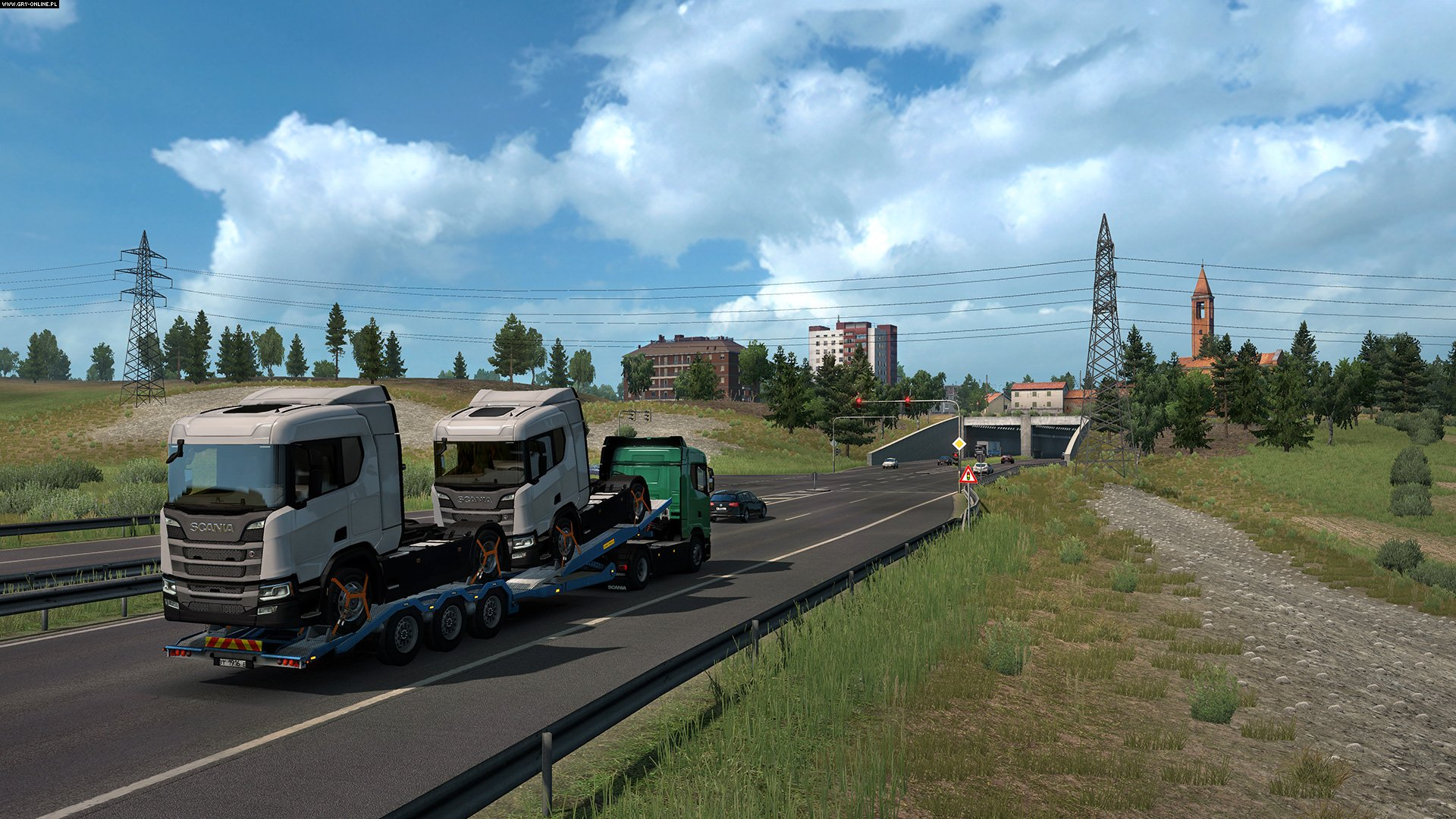 Euro Truck Simulator 2: Road to the Black Sea PC Games Image 12/15, SCS Software