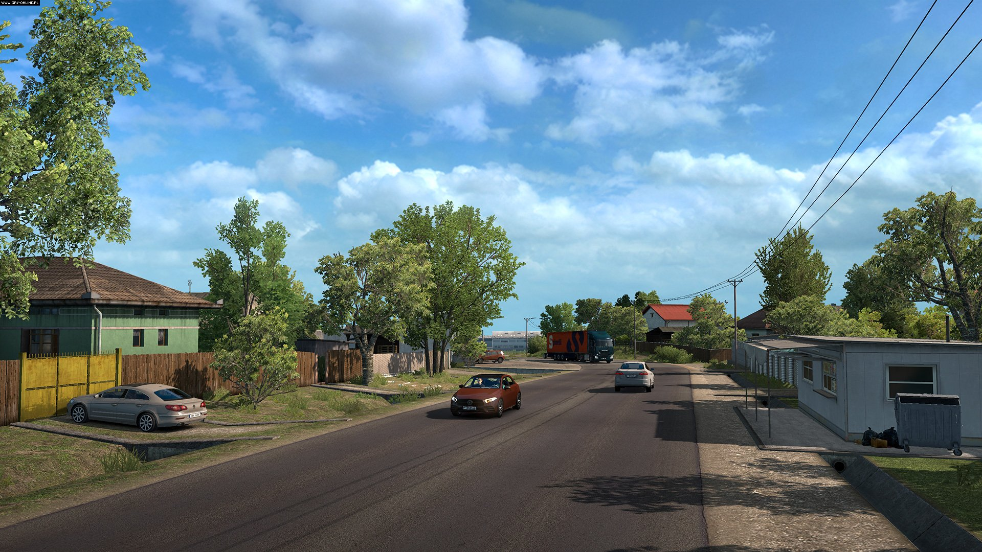 Euro Truck Simulator 2: Road to the Black Sea PC Games Image 7/15, SCS Software