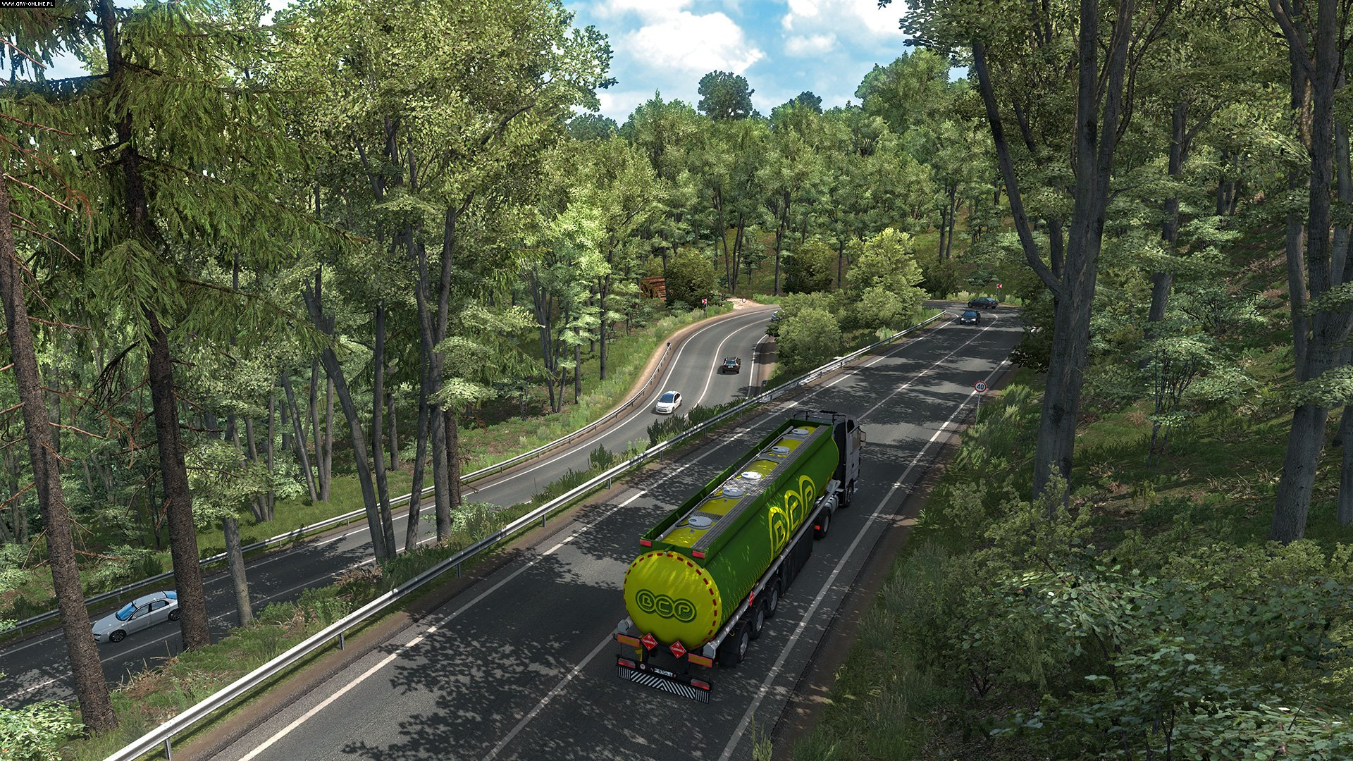 Euro Truck Simulator 2: Road to the Black Sea PC Games Image 2/15, SCS Software