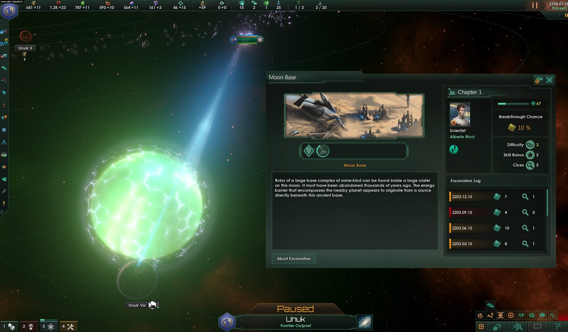 Stellaris: Ancient Relics PC Games Image 2/4, Paradox Development Studio, Paradox Interactive