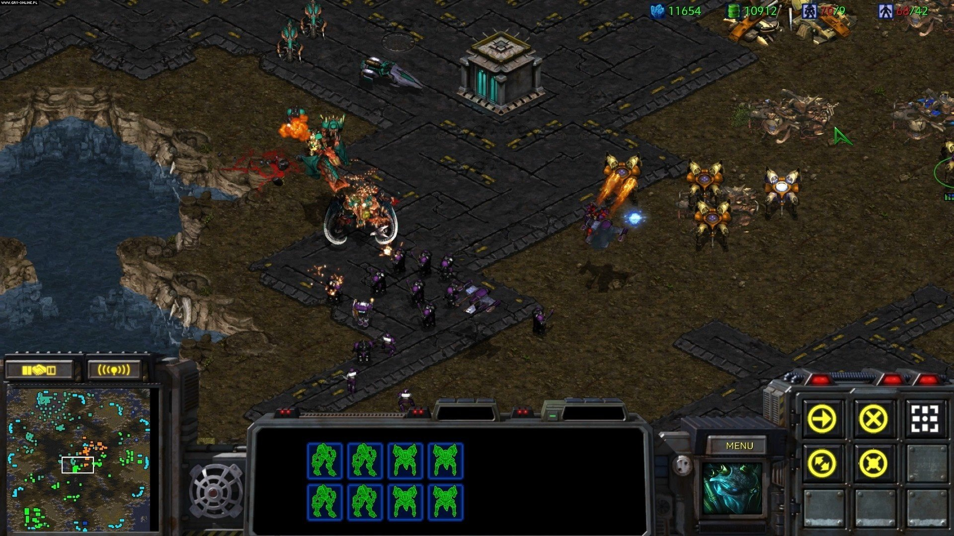 StarCraft: Remastered PC Gry Screen 9/15, Blizzard Entertainment