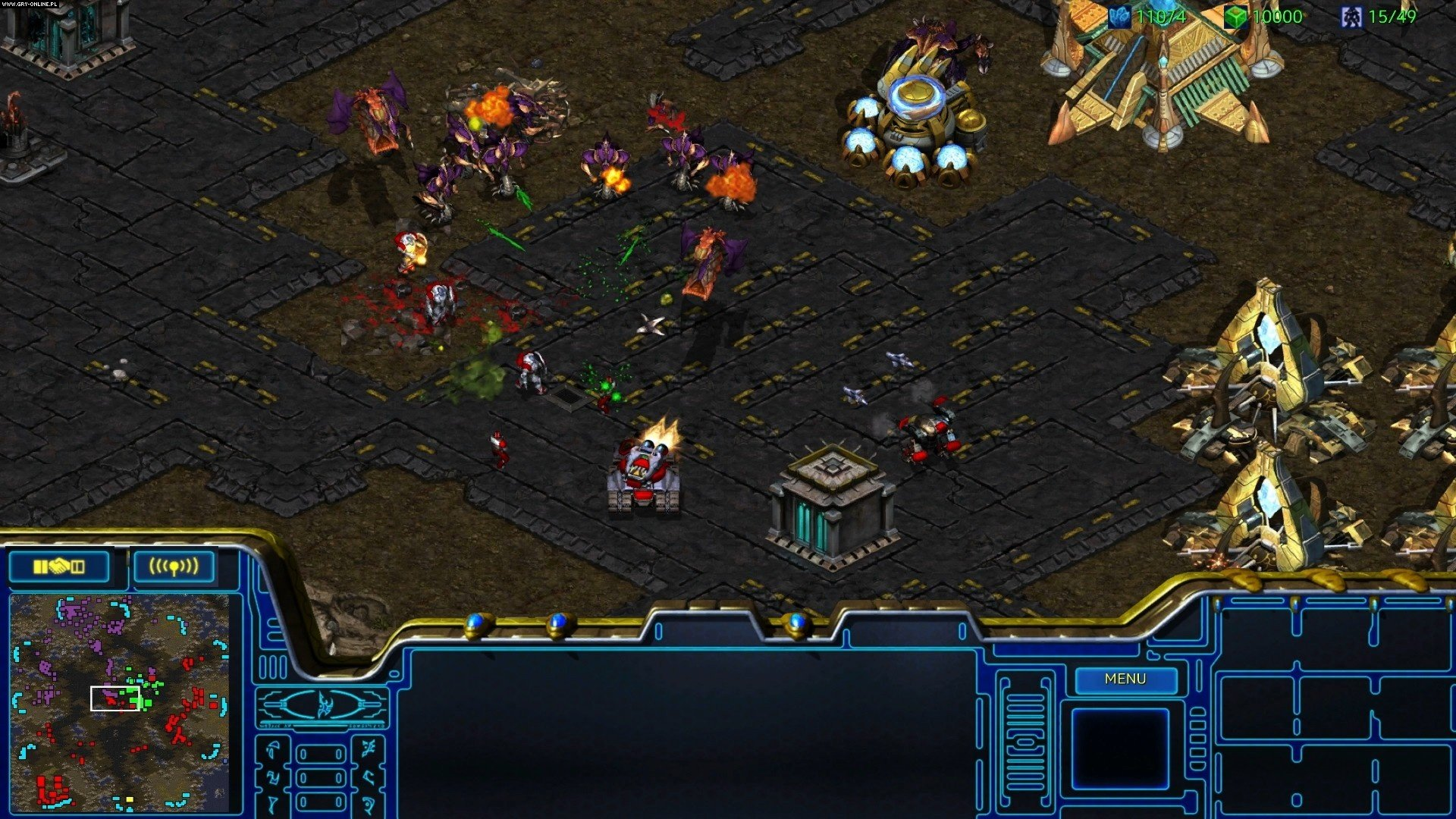 StarCraft: Remastered PC Gry Screen 7/15, Blizzard Entertainment