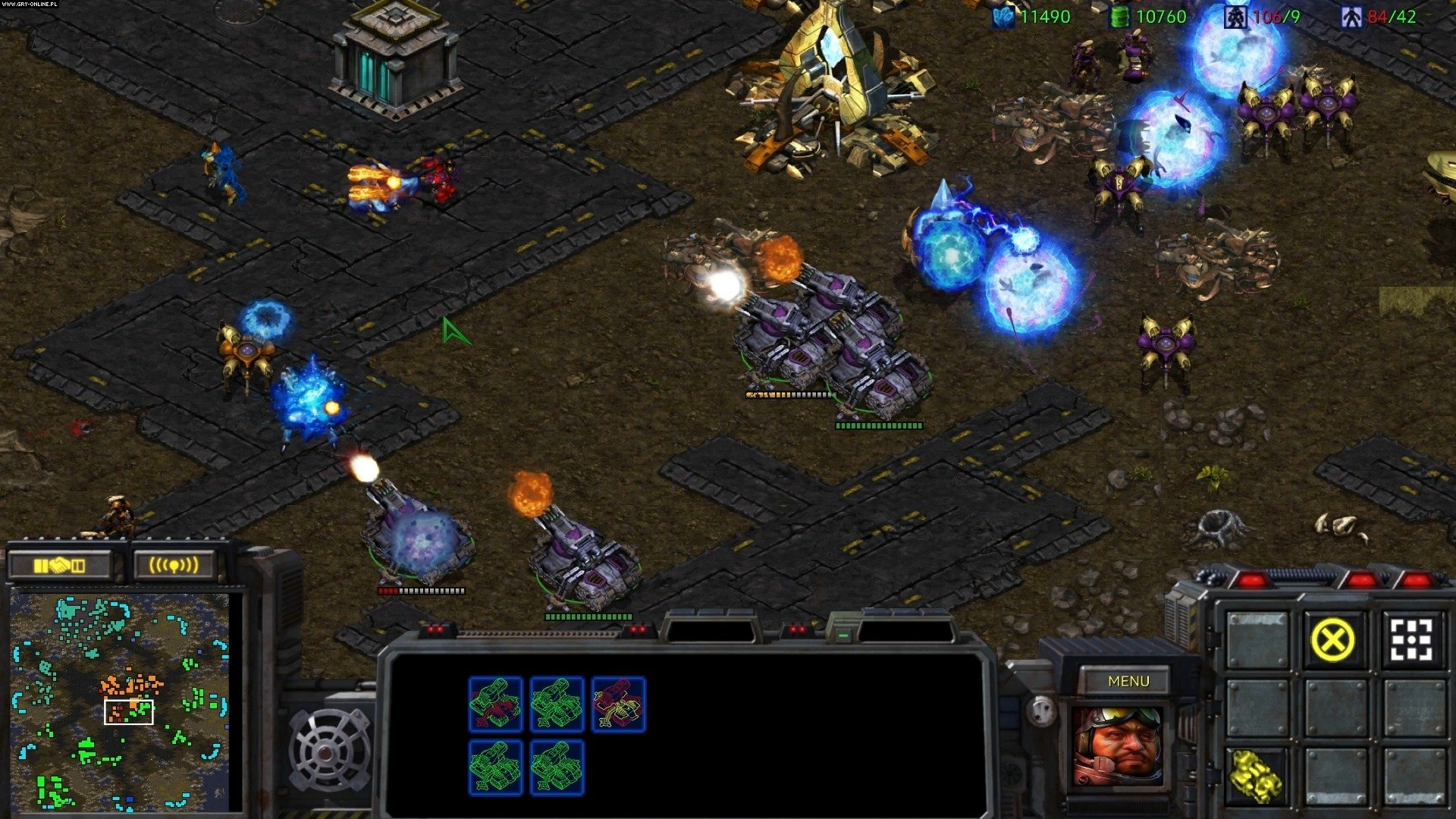 StarCraft: Remastered PC Gry Screen 5/15, Blizzard Entertainment