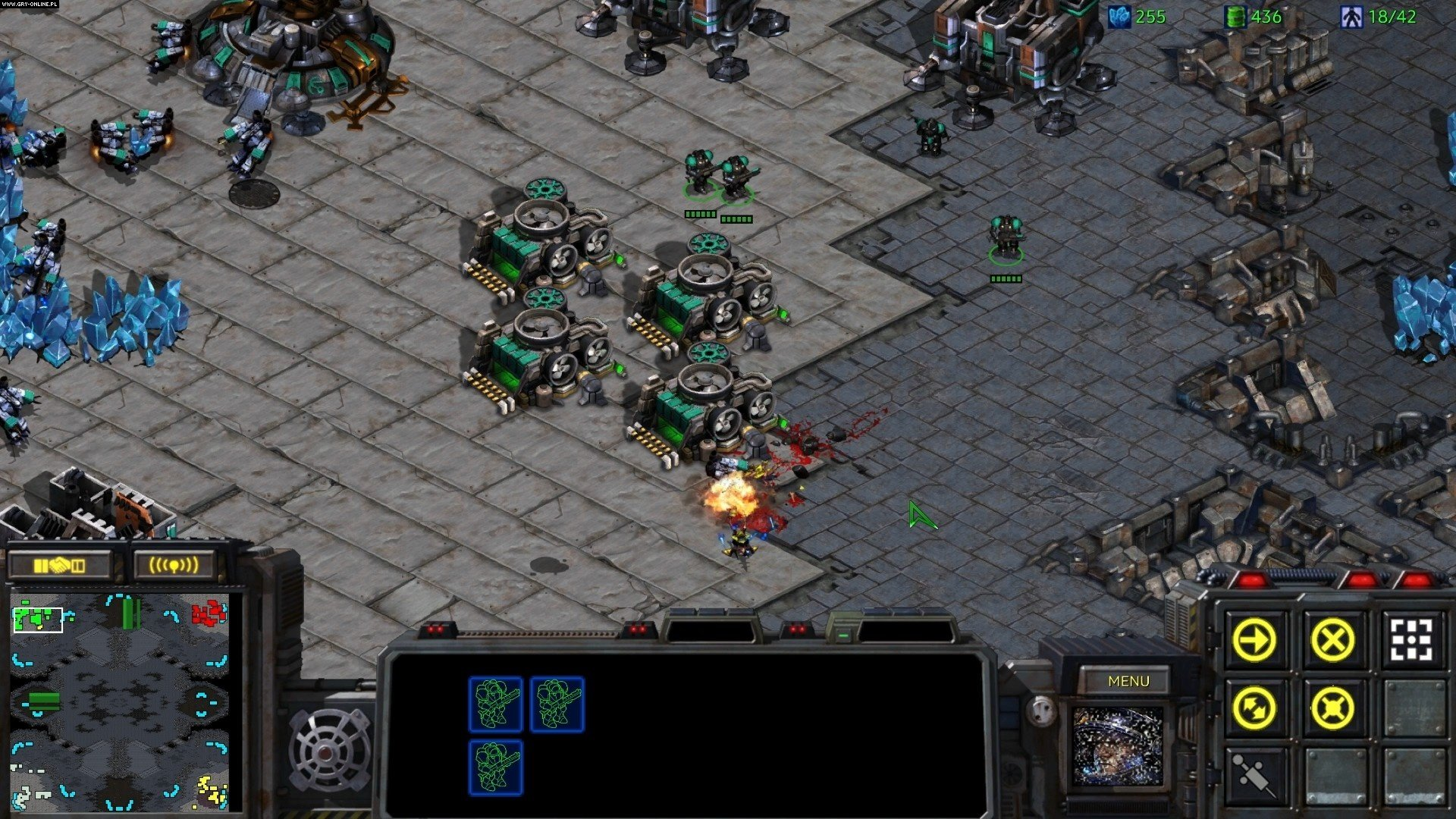 StarCraft: Remastered PC Gry Screen 4/15, Blizzard Entertainment