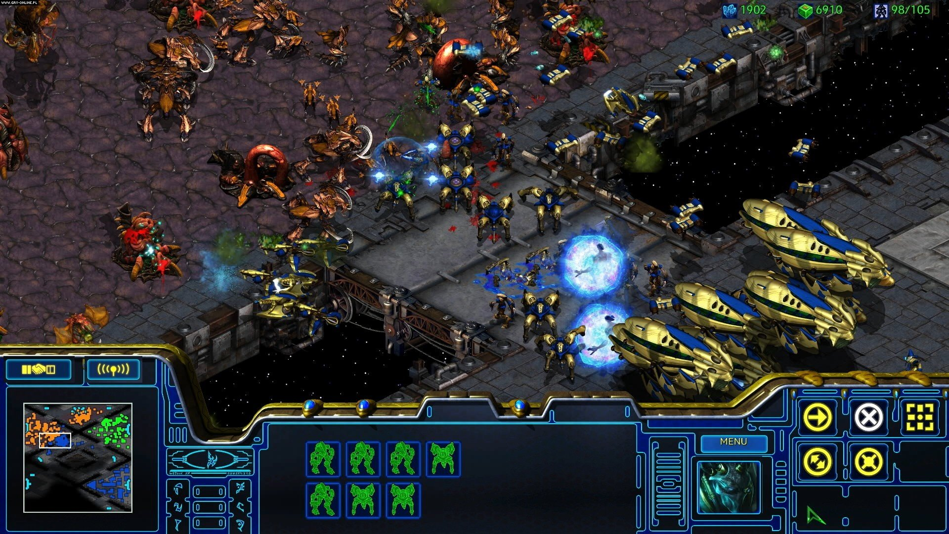 StarCraft: Remastered PC Gry Screen 3/15, Blizzard Entertainment