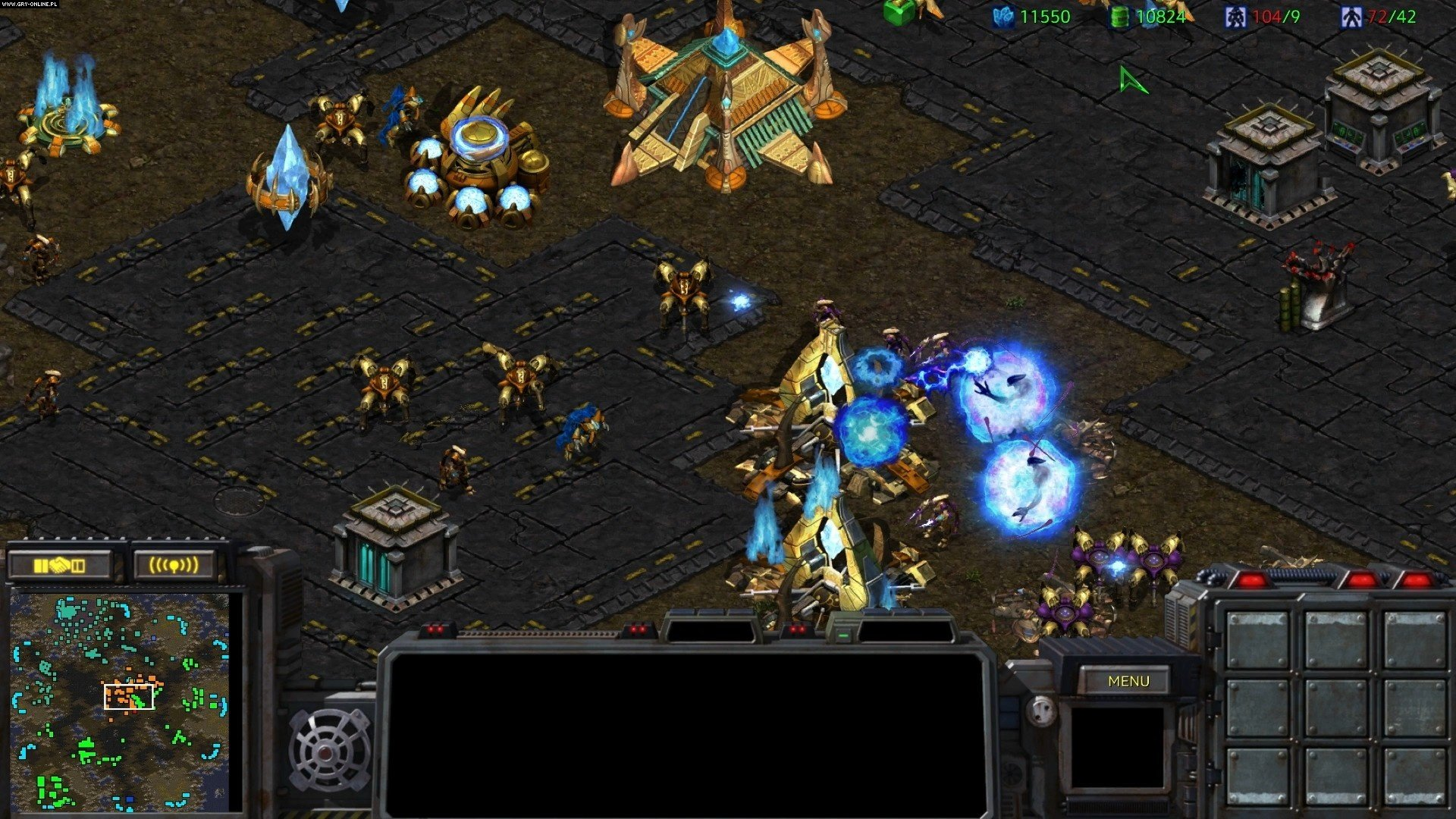 StarCraft: Remastered PC Gry Screen 2/15, Blizzard Entertainment