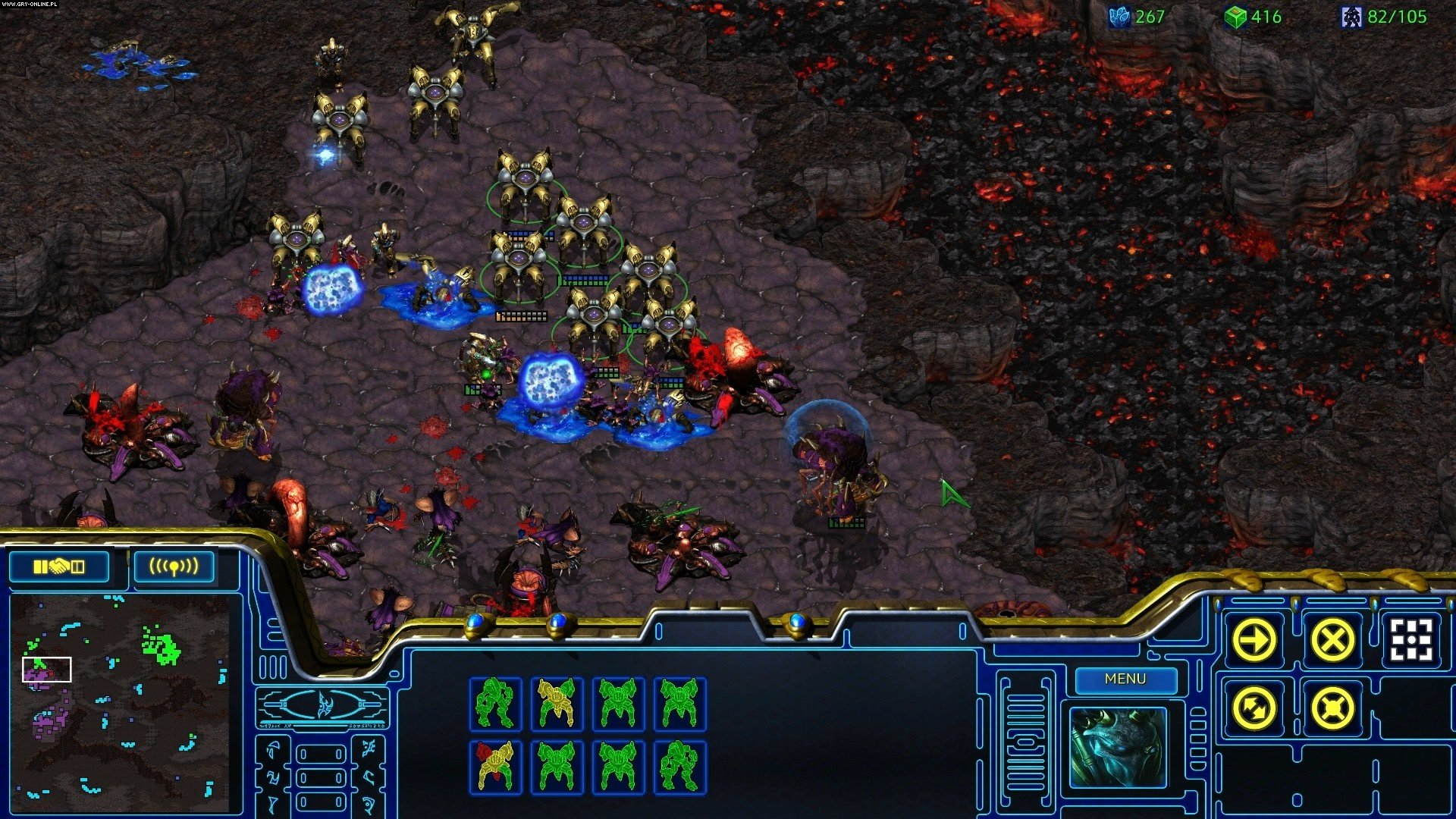 StarCraft: Remastered PC Gry Screen 1/15, Blizzard Entertainment