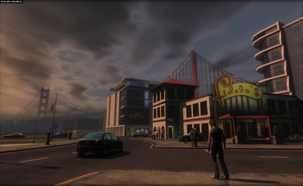 APB: Reloaded PC Gry Screen 27/75, Reloaded Games