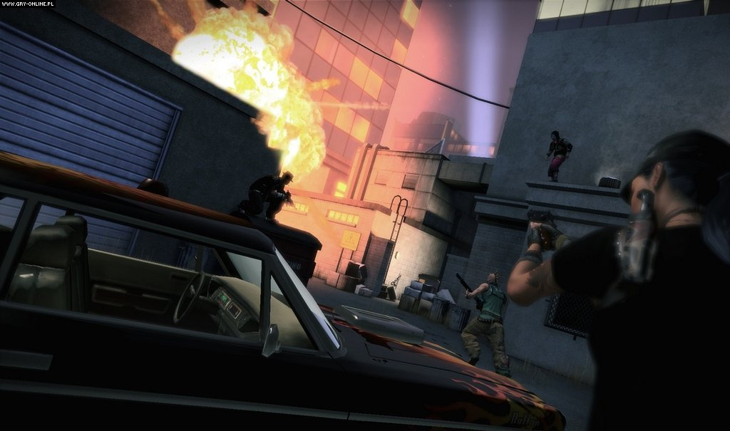 APB: Reloaded PC Gry Screen 6/75, Reloaded Games