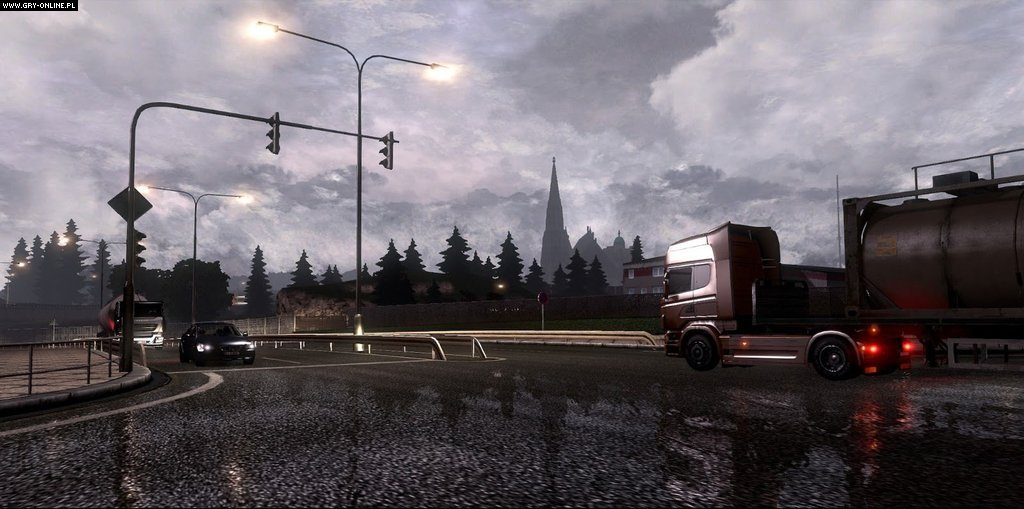 Euro Truck Simulator 2 + Update Highly Compressed