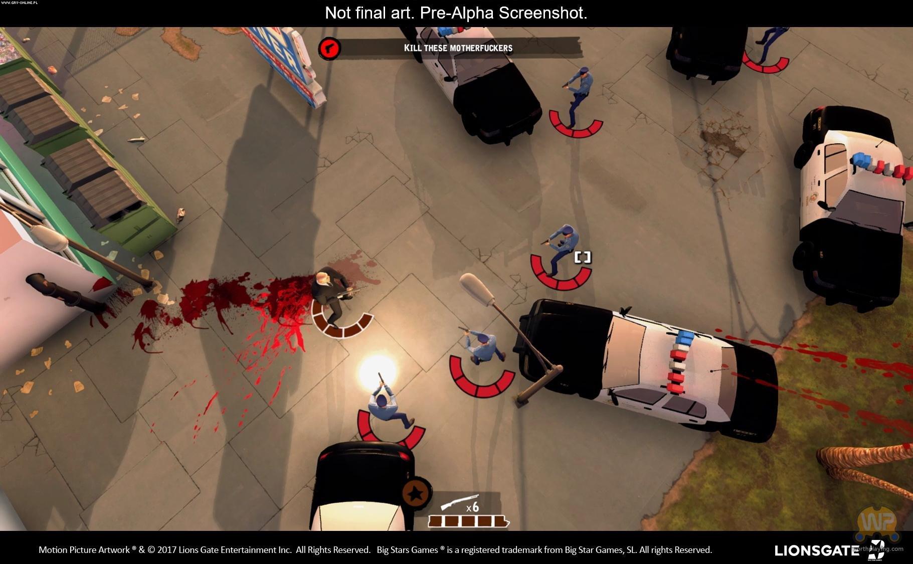 Reservoir Dogs: Bloody Days PC, XONE Games Image 5/6, Big Games, Big Star Games