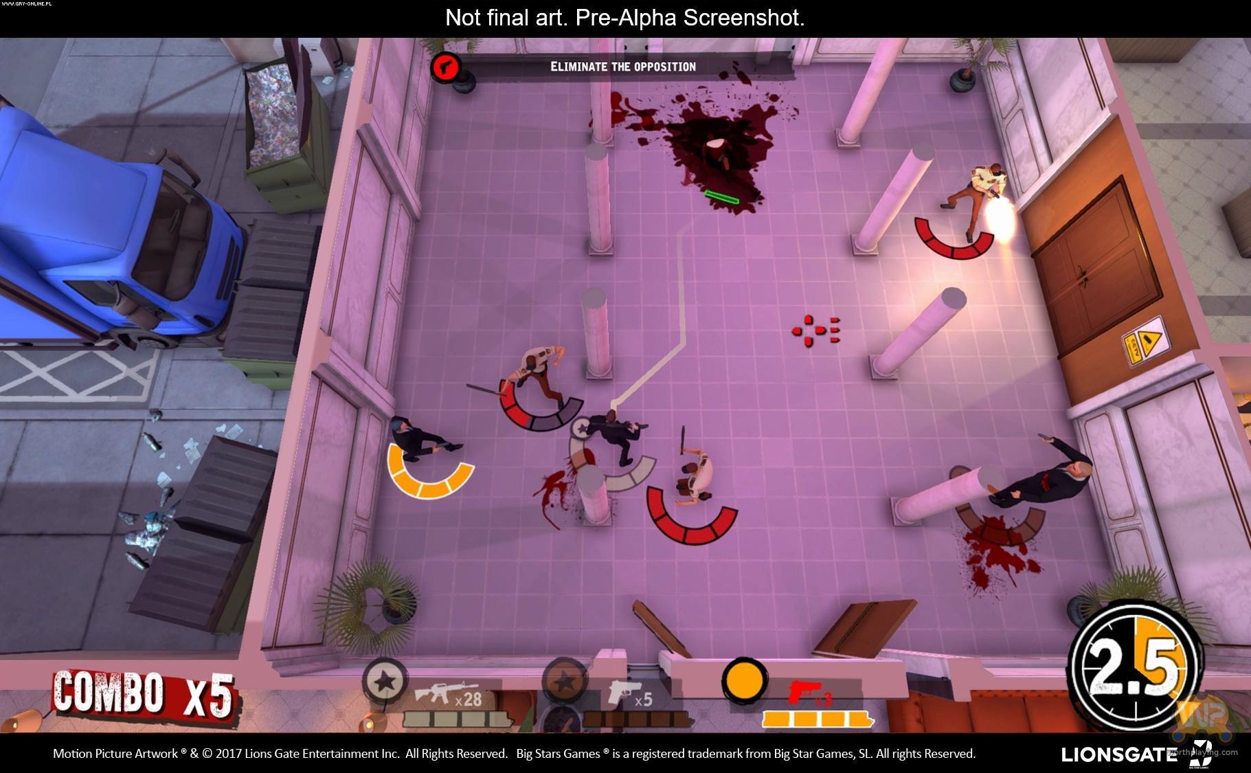 Reservoir Dogs: Bloody Days PC, XONE Games Image 2/6, Big Games, Big Star Games