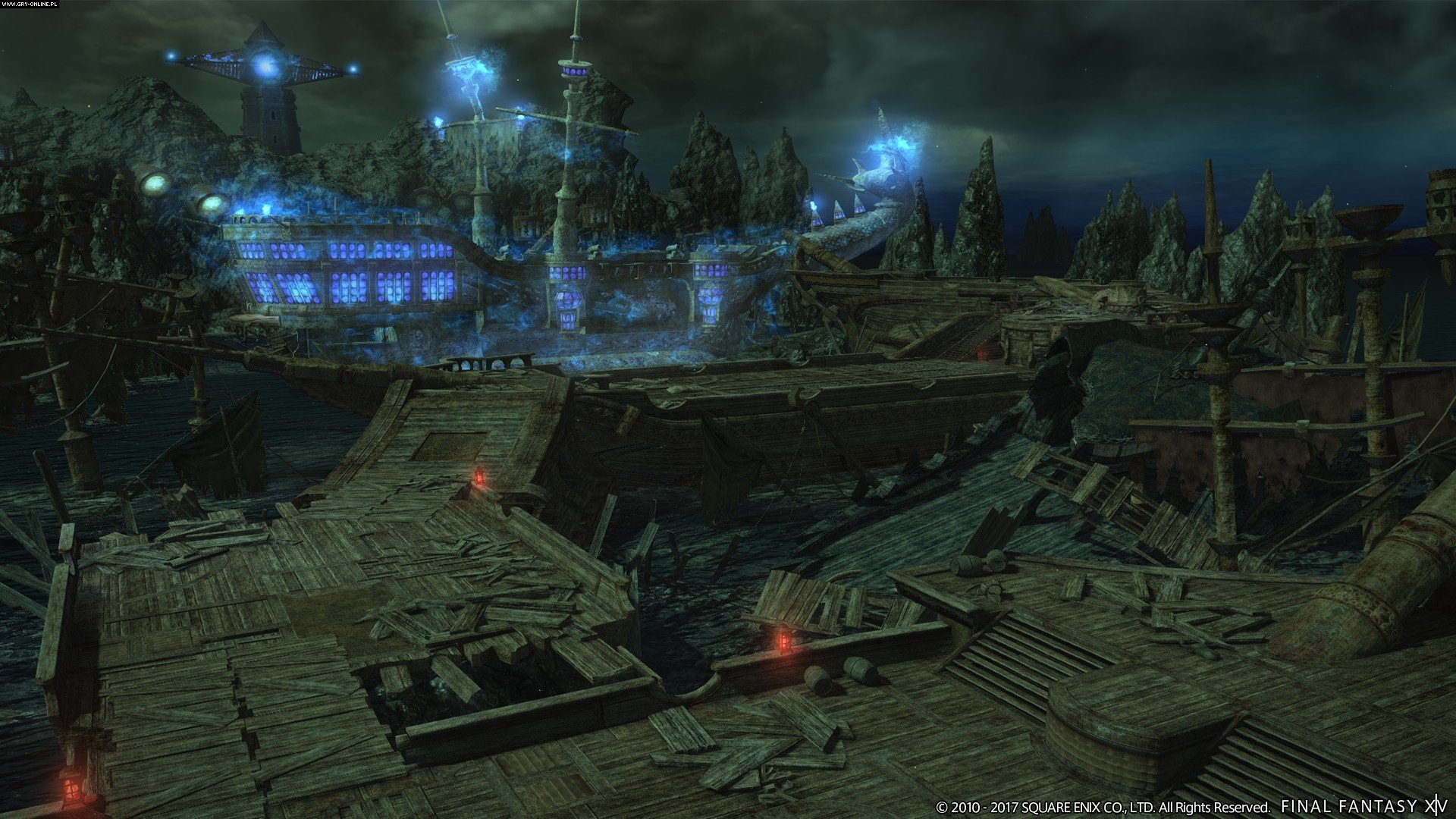 Final Fantasy XIV: Stormblood PS4, PC Gry Screen 117/179, Square-Enix / Eidos