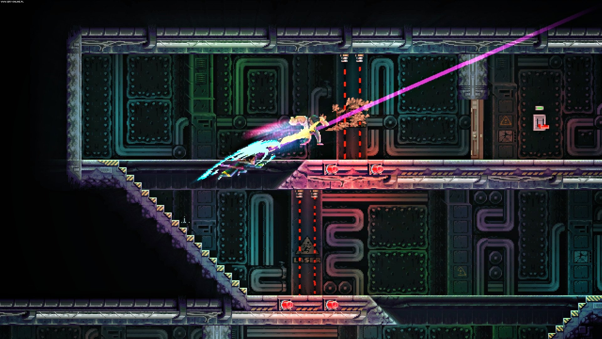 Katana ZERO PC Games Image 12/24, Askiisoft, Devolver Digital