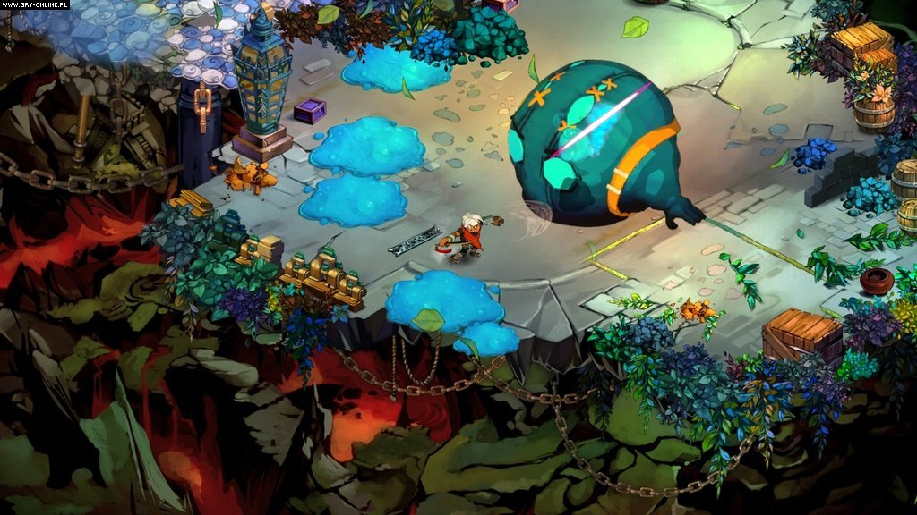 Bastion PC, X360 Gry Screen 1/27, Supergiant Games, Warner Bros. Interactive Entertainment