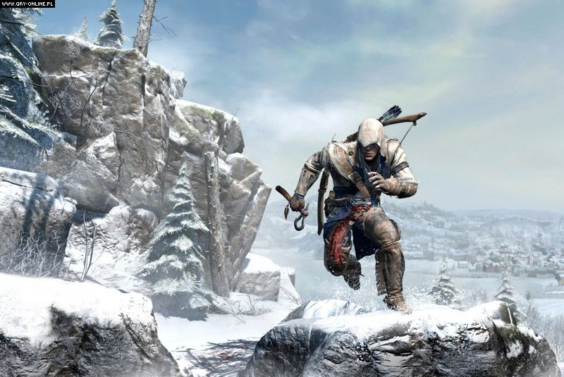 Assassin's Creed III PC, PS3, X360 Games Image 99/101, Ubisoft