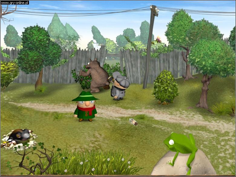 Pilot Brothers 3D: A Kitchen Garden Wrecker Case