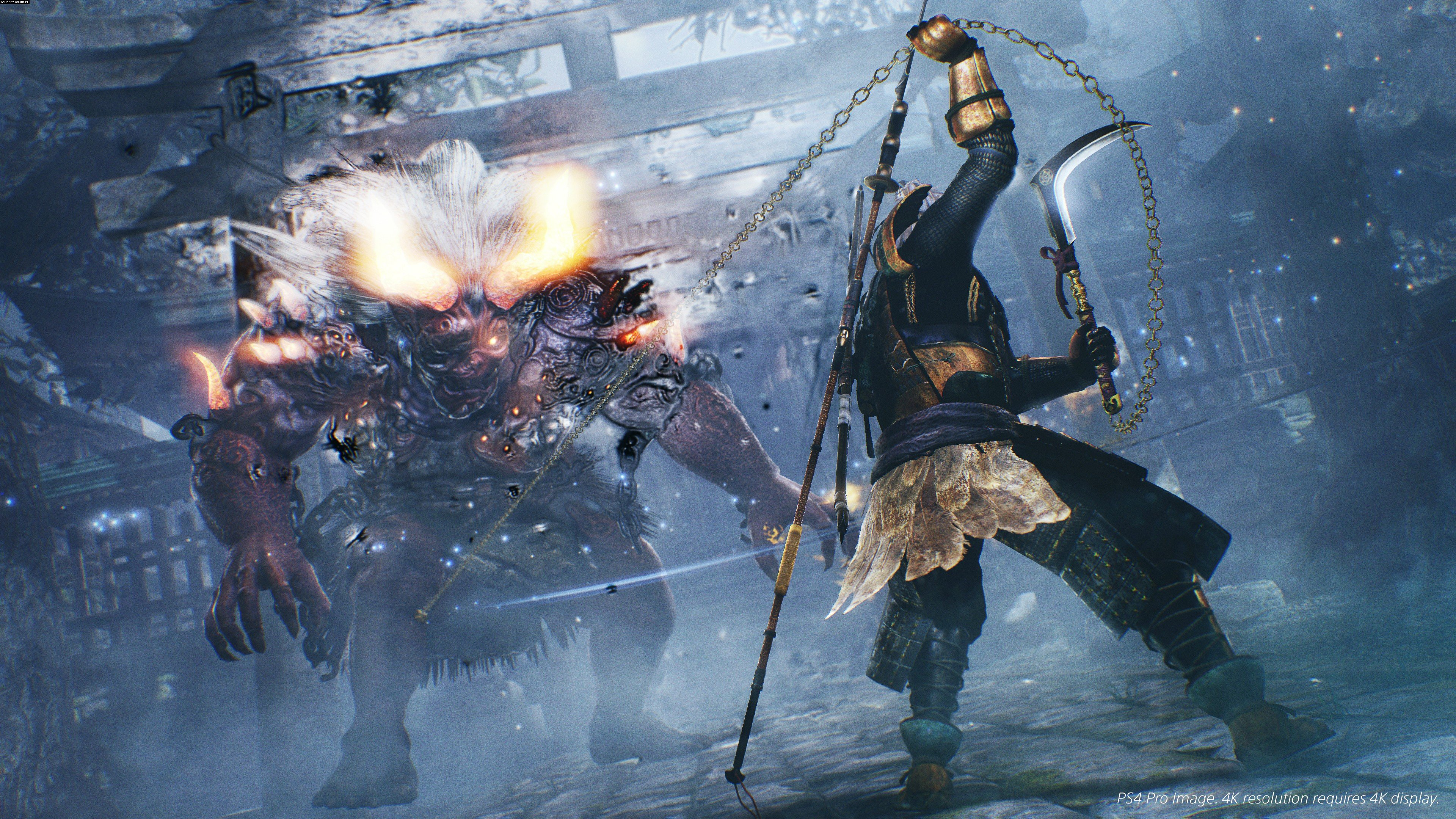 NiOh PS4 Games Image 9/85, Team Ninja, Tecmo