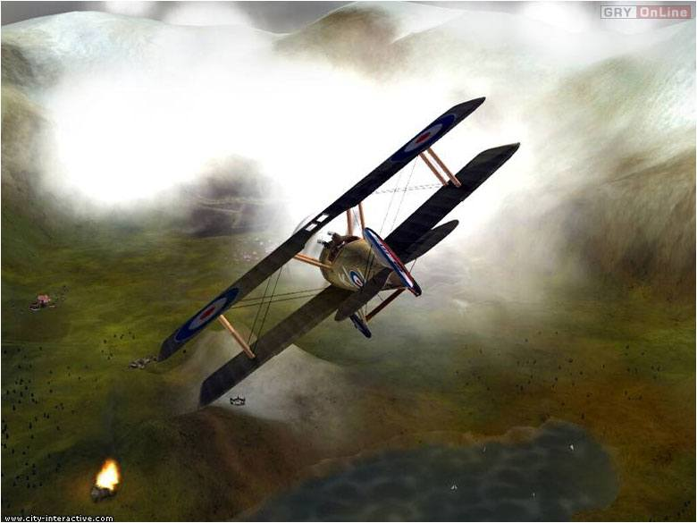Wings of Honour PC Gry Screen 1/23, CI Games / City Interactive, Lemon Interactive