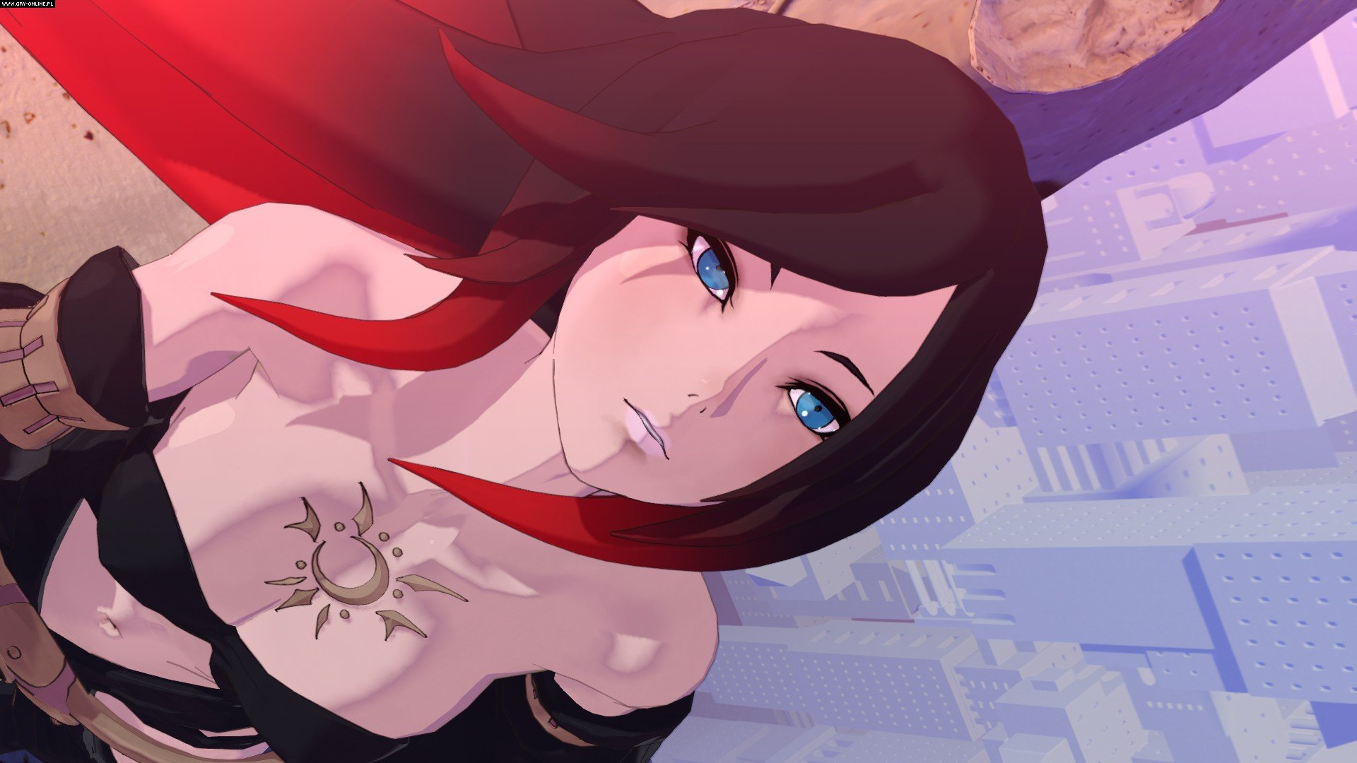 Gravity Rush 2 PS4 Gry Screen 5/60, Sony Interactive Entertainment