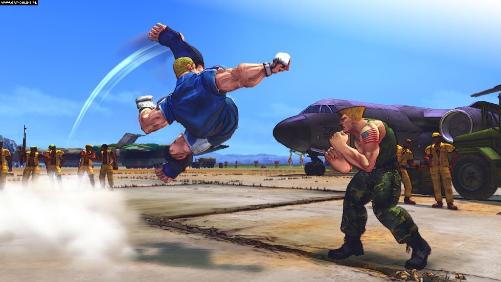 Street Fighter IV PS3 Gry Screen 104/234, Capcom