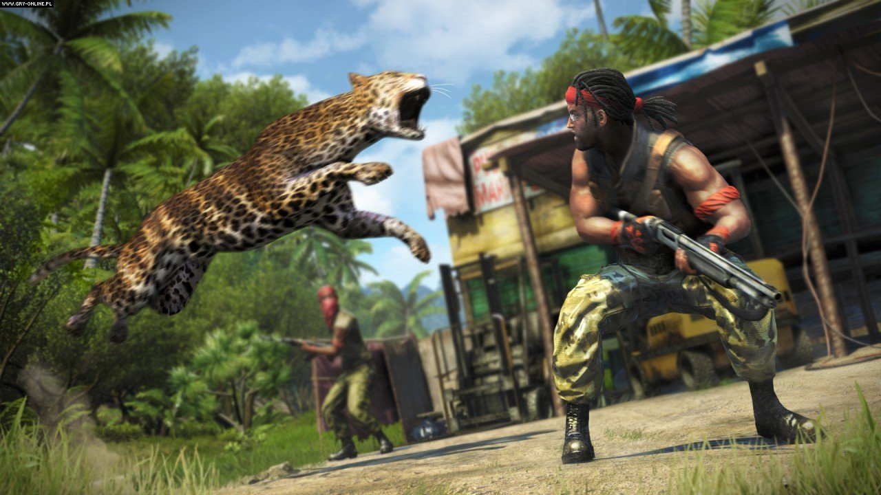 Far Cry 3 PC, X360, PS3 Games Image 50/87, Ubisoft