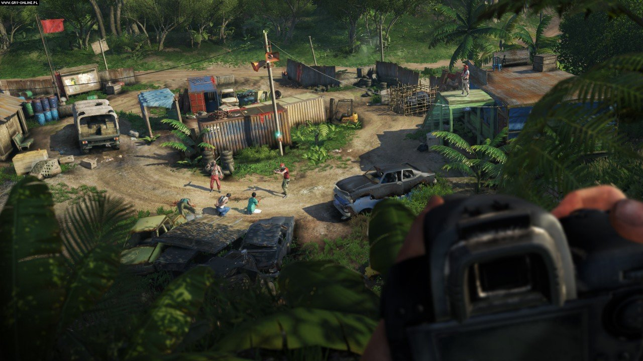 Far Cry 3 PC, X360, PS3 Games Image 47/87, Ubisoft