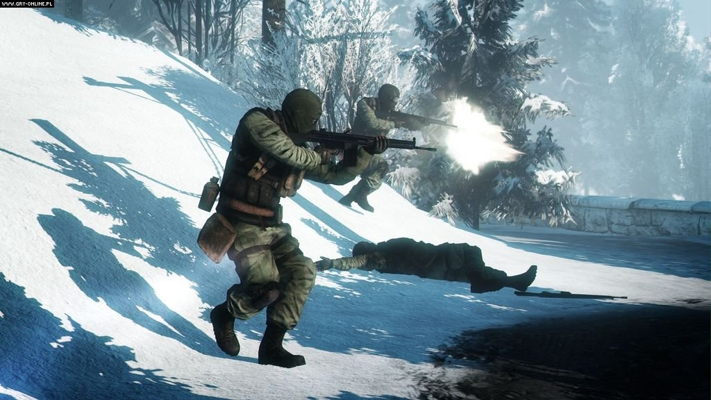 Battlefield: Bad Company 2 X360 Gry Screen 6/200, EA DICE / Digital Illusions CE, Electronic Arts Inc.