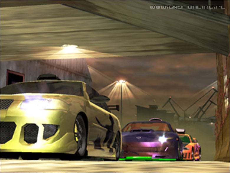 Need for Speed: Underground 2 PS2 Gry Screen 40/47, Electronic Arts Inc.