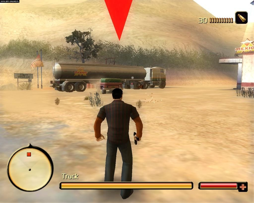 Total Overdose: A Gunslinger's Tale in Mexico PC Gry Screen 53/105, Deadline Games , Square-Enix / Eidos