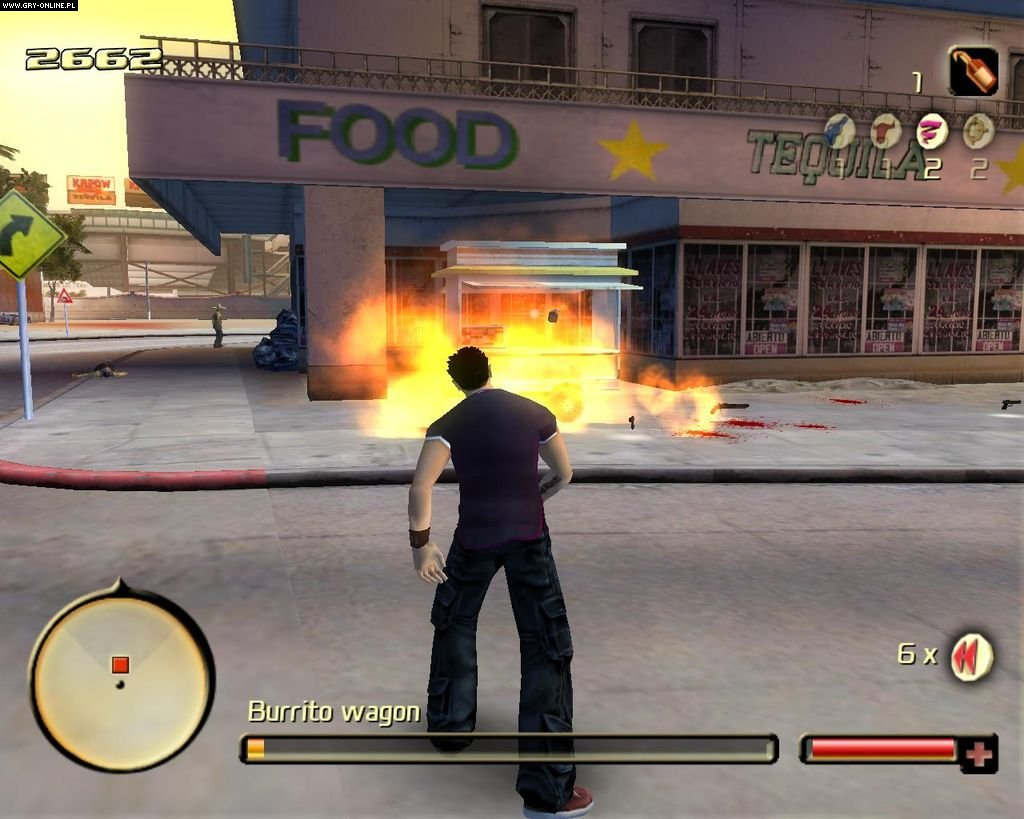 Total Overdose: A Gunslinger's Tale in Mexico PC Gry Screen 45/105, Deadline Games , Square-Enix / Eidos