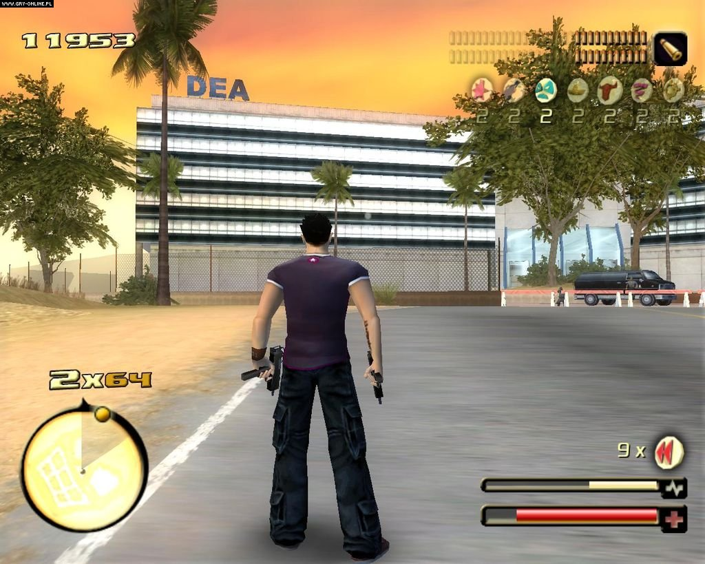 Total Overdose: A Gunslinger's Tale in Mexico PC Gry Screen 3/105, Deadline Games , Square-Enix / Eidos