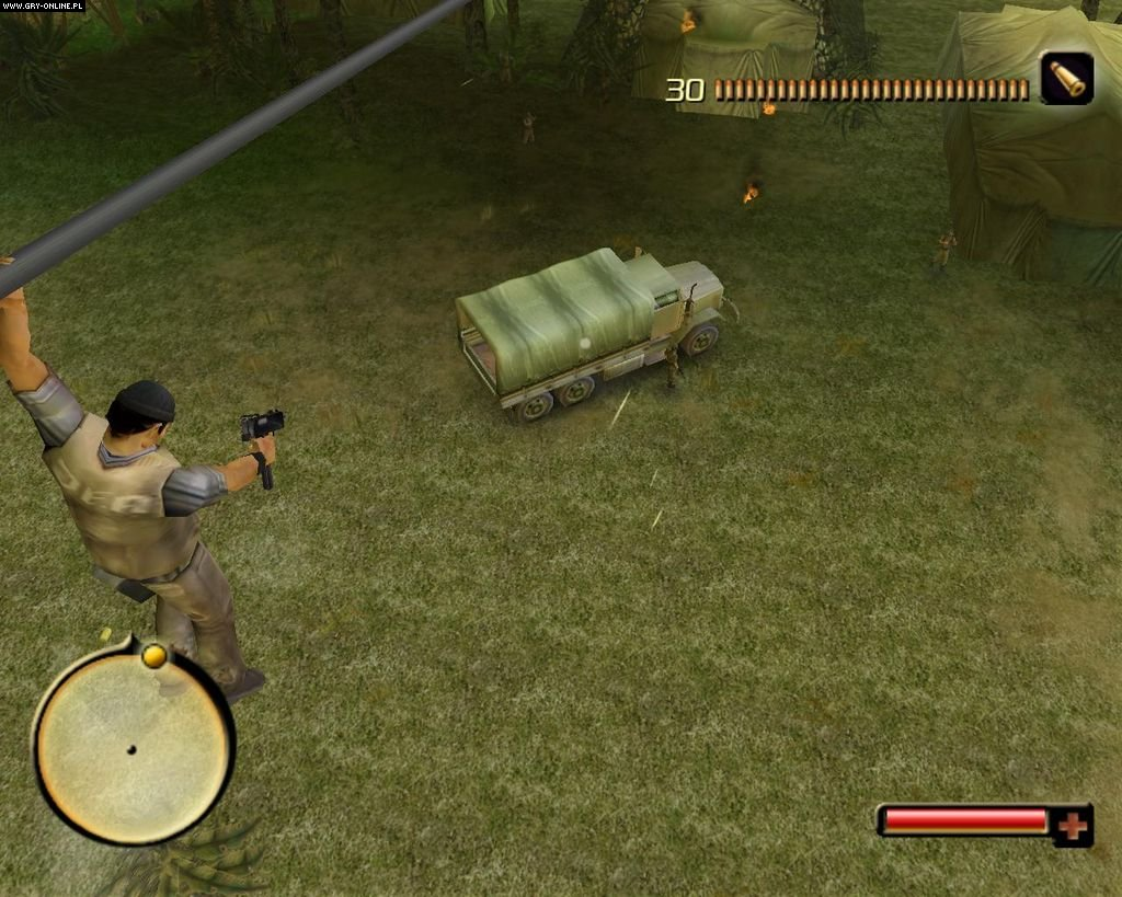 Total Overdose: A Gunslinger's Tale in Mexico PC Gry Screen 1/105, Deadline Games , Square-Enix / Eidos