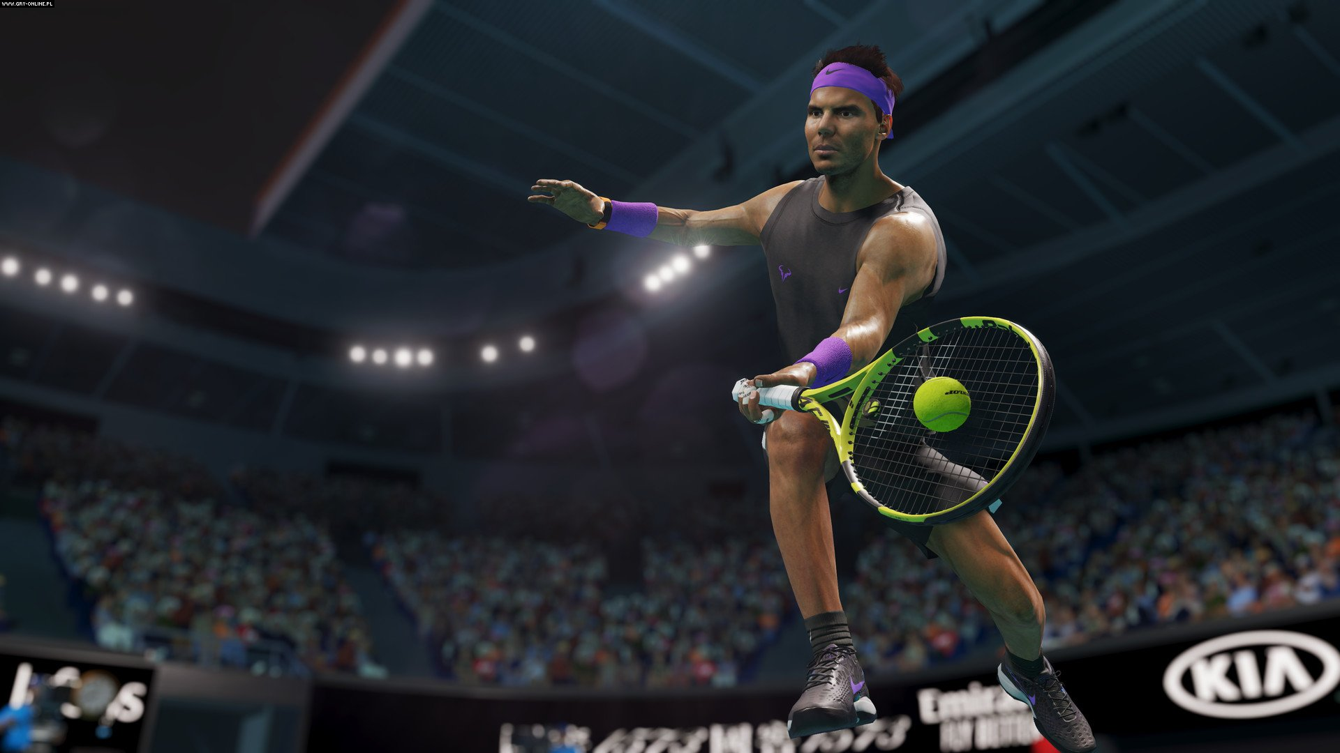 AO Tennis 2 PC, PS4, XONE, Switch Games Image 5/9, Big Ant Studios, Bigben Interactive