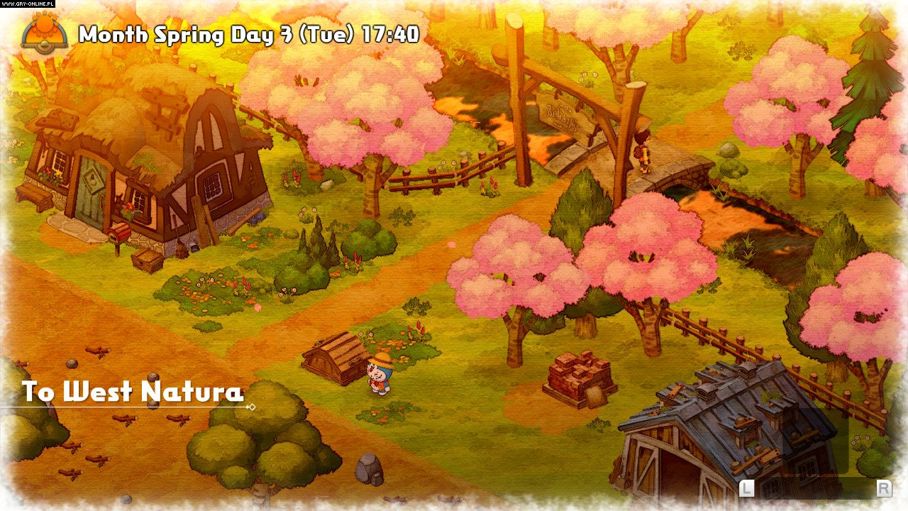 Doraemon Story of Seasons PC, Switch Games Image 4/30, Marvelous AQL, Bandai Namco Entertainment