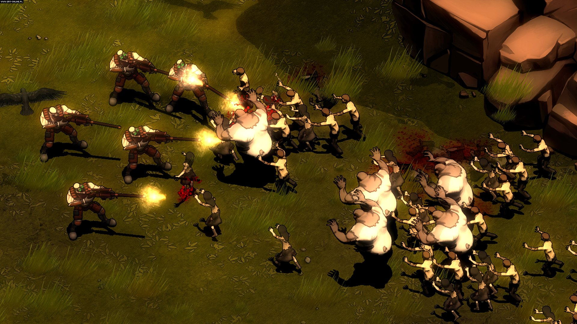 They Are Billions PC Games Image 4/6, Numantian Games