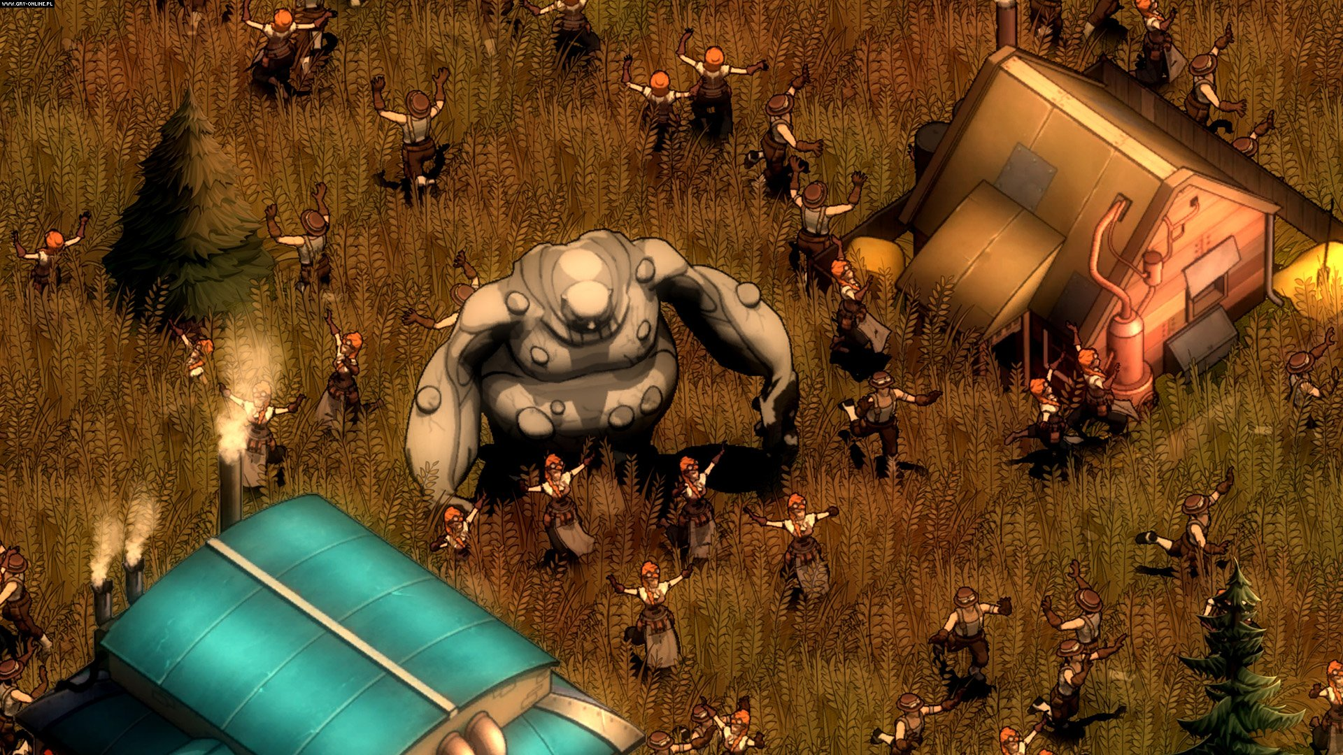 They Are Billions PC Games Image 3/6, Numantian Games