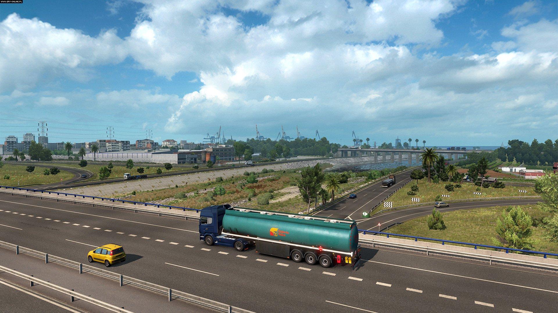 Euro Truck Simulator 2: Iberia PC
