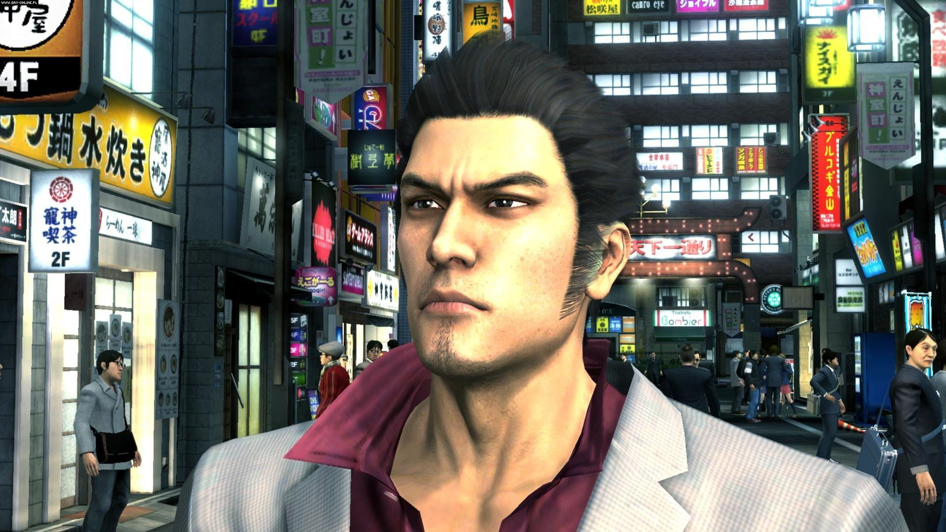 Yakuza 3 Remastered PS4 Gry Screen 28/45, SEGA