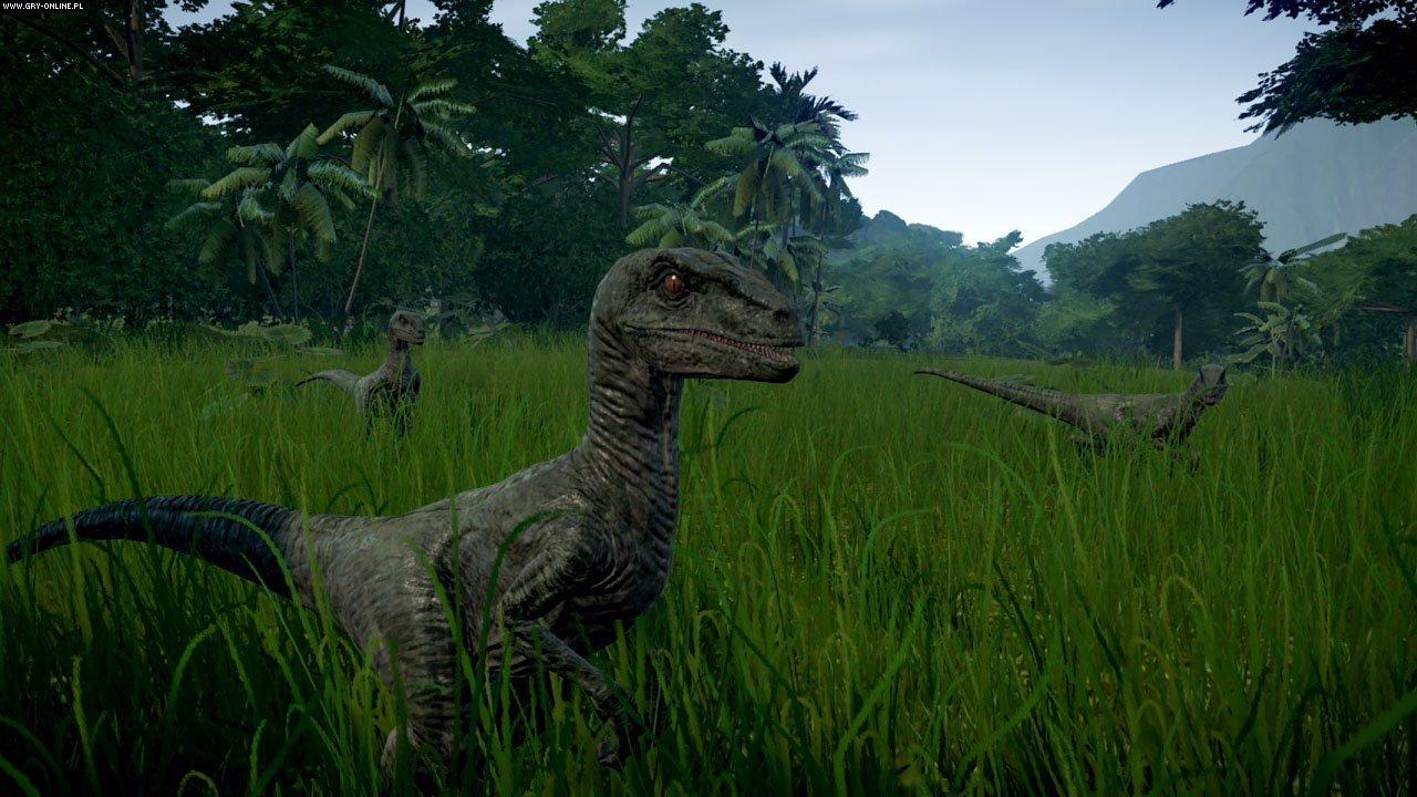 Jurassic World Evolution-gamaplay, FOTO: REPRODUÇÃO
