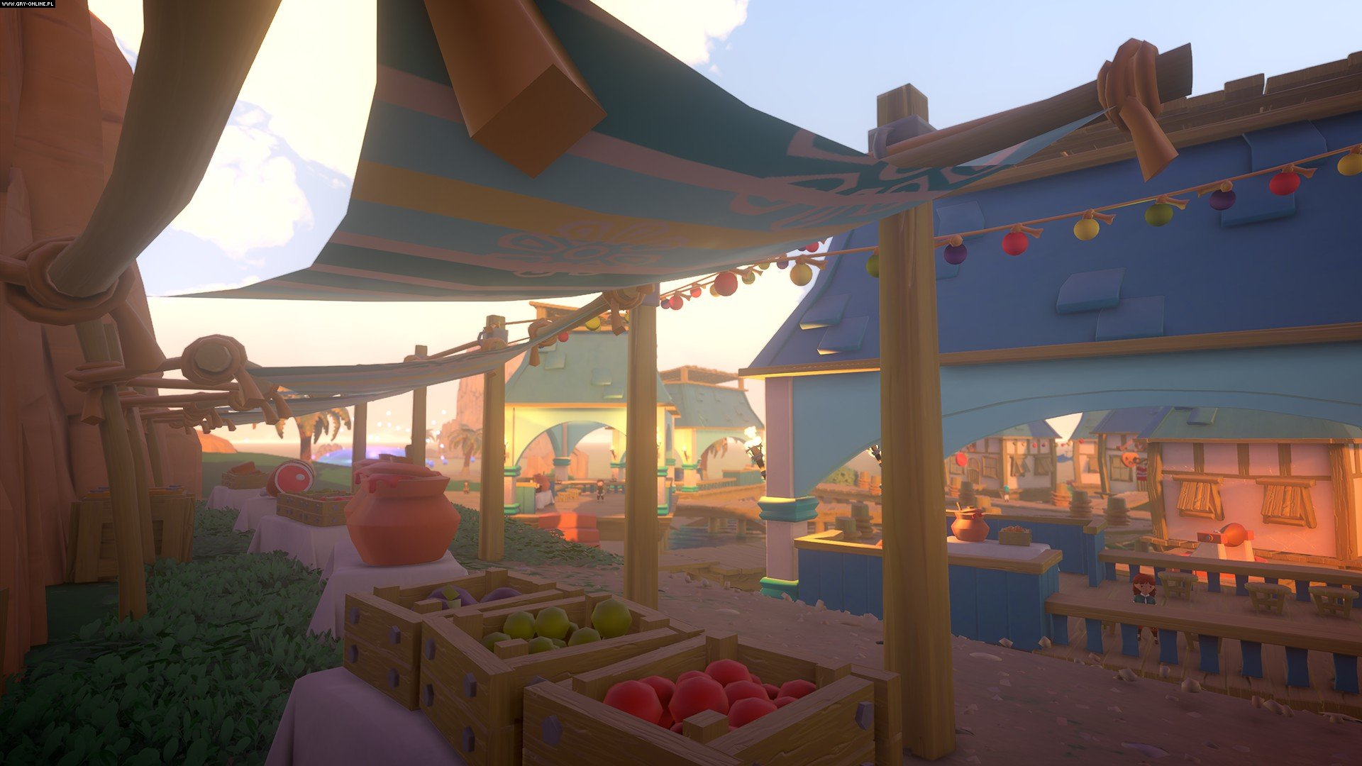 Yonder: The Cloud Catcher Chronicles PC, PS4 Games Image 1/11, Prideful Sloth