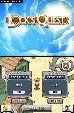 Lock's Quest NDS Games Image 8/8, Digital Continue, THQ Nordic / Nordic Games