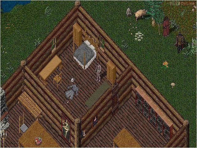 Ultima Online PC Gry Screen 3/10, Origin Systems