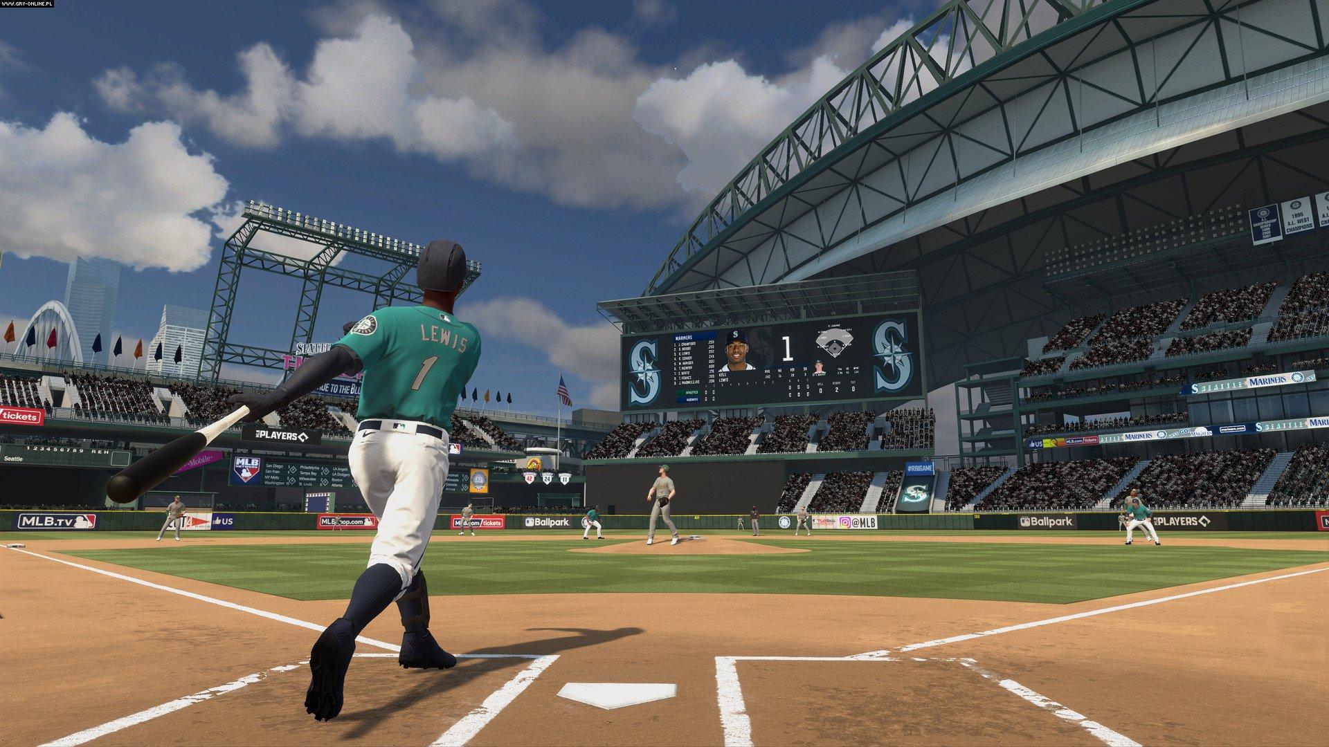 R.B.I. Baseball 21 PS5