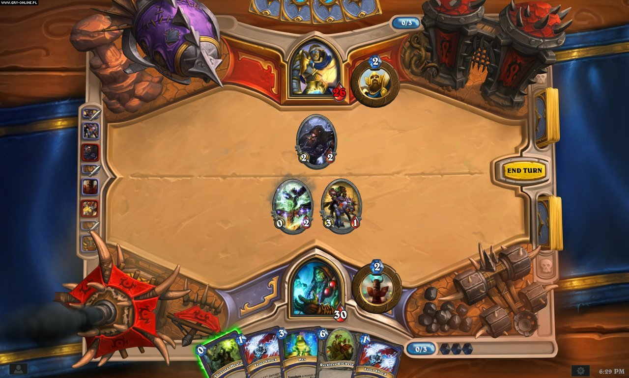 Hearthstone PC Gry Screen 4/9, Blizzard Entertainment