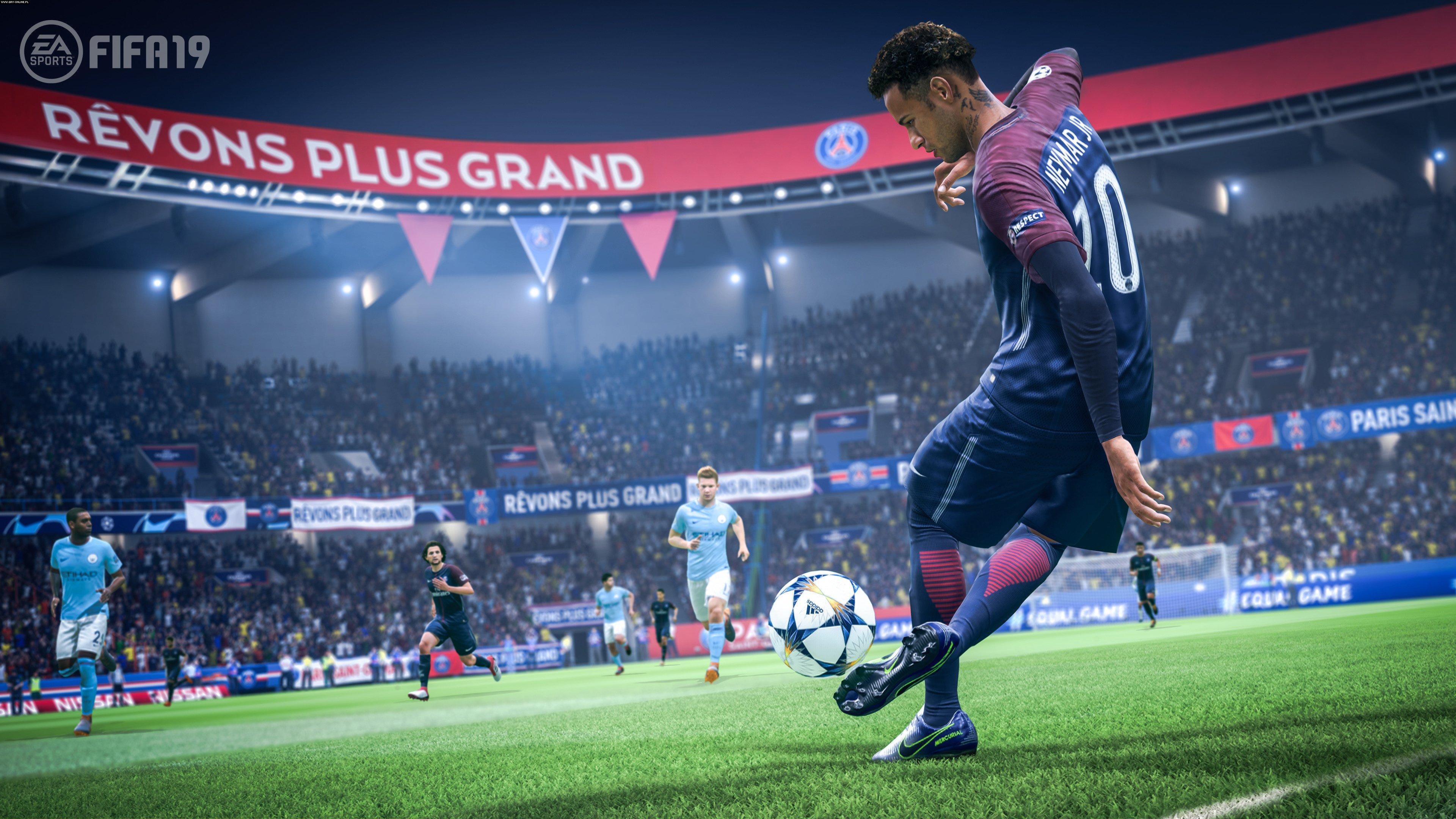FIFA 19 PS3 5