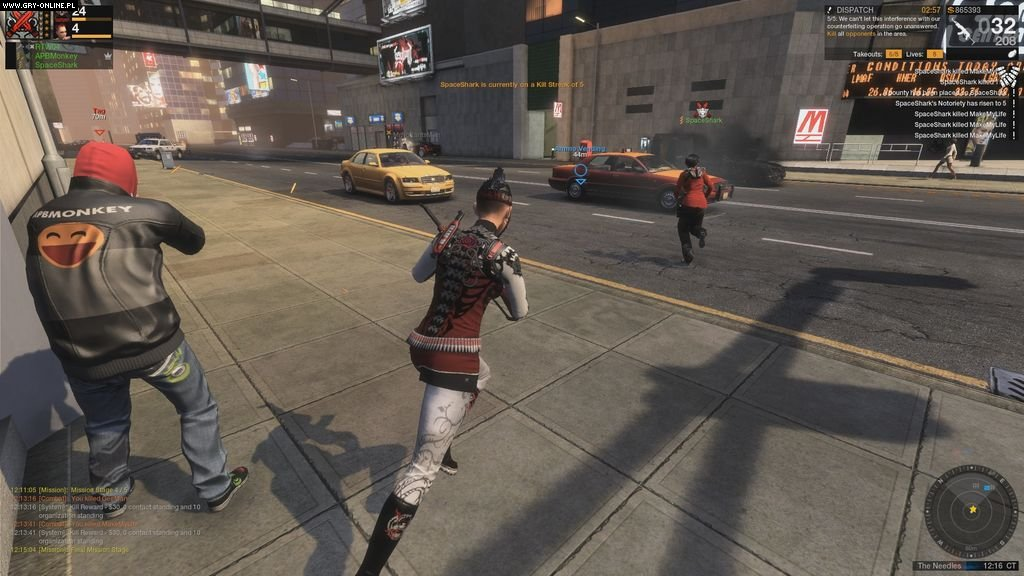 APB: Reloaded PC Gry Screen 51/75, Reloaded Games